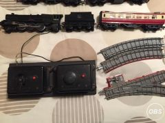 Triang 00 Complete Railway Set for Sale at UK Free Classified Ads