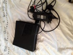 Xbox 360 with Power Pack no Control and All Cable for Sale at UK Free Classified Ads