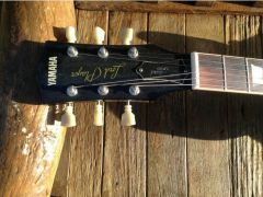 Yamaha Les Paul Model LP400 for Sale in the UK