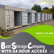 Best Self Storage Service In Birmingham  Worcester  Starting From 120 Pounds