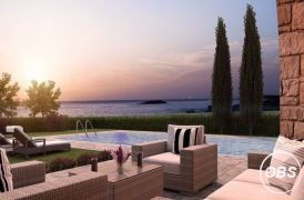 BUY PROPERTY IN CYPRUS PAPHOS SEA CAVES DETACHED VILLA WITH PRIVATE SWIMMING POOL