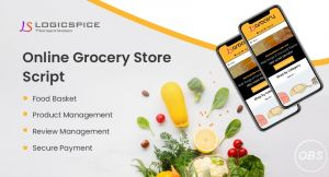 Grocery Ecommerce Store Script  Online Supermarket Script