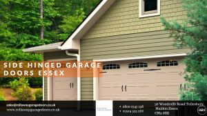 Side Hinged Garage Doors Essex