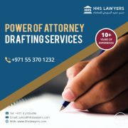 Top Legal Drafting Services in UAE for Power Of Attorney