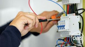 07801295368 Commercial NICEIC electrical engineers In Dalling RoadHebron Road