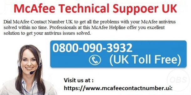 08000903932Resolve all common errors in McAfee Antivirus