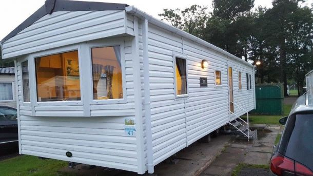3 Bed Caravan  Haggerston Castle 23rd to the 30th of October £40000