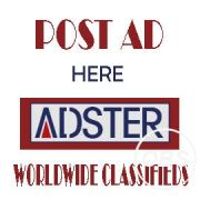 Adster Global Classified site
