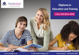 Affordable Diploma in Education and Training Level 5 course