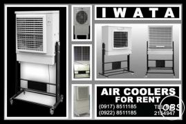 Air Cooler Rent Hire Manila Philippines