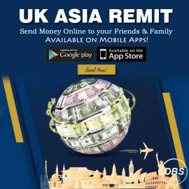 Always Best Services Send Money Online with UK Asia Remit in UK