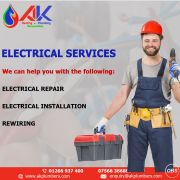 Are you looking For Electrical services in essex or eat london