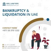 Bankruptcy lawyers And Liquidation Lawyers in UAE Dubai