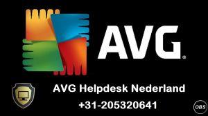 Bel Klantenservice AVG Nummer  31205320641 voor hulp