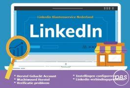 Bellen Linkedin Klantenservice Telefoonnummer Nederland