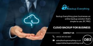 Best Cloud Backup for Small Business London