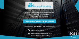 Best Cloud Backup Solutions