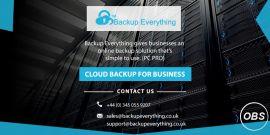 Best Cloud Backup Solutions