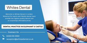 Best dentist london bridge