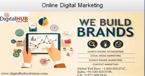 Best Digital Marketing Agency  Digital Hub Solution