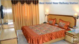 Best Hotel near Railway Station – Atithi Palace