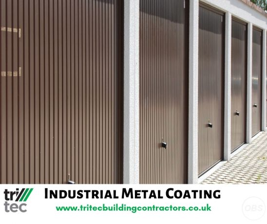 Best Industrial Metal Coating