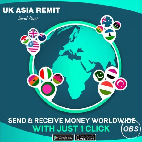 Best Money Transfer Services in UK with Uk Asia Remit