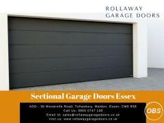 Best Sectional Garage Doors Essex