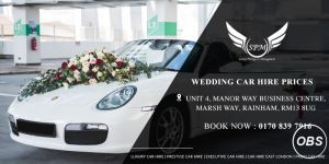 Best Wedding Car Hire Prices