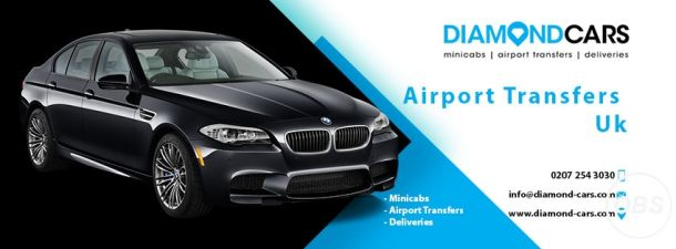 Book our best London Airport Transfers