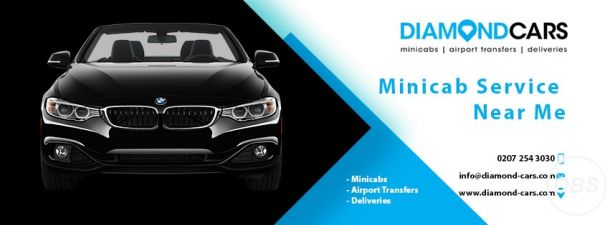 Book Our Minicab Service Near Me at Best Price UK