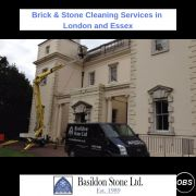 Brick and Stone Cleaning Services in London and Essex