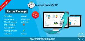 Bulk Mail Service You can buy SMTP