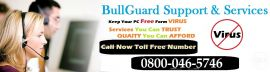 Call Now 08000465746 BullGuard Support