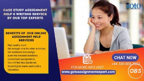 Case Study Assignment Help  Case Study Help Online