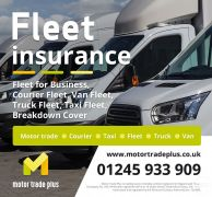 CHEAP INSURANCE FLEET – COURIER  MOTOR TRADE  TAXI – TRUCK – VAN