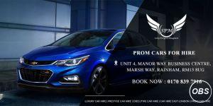 Cheap Prom Car Rentals UK