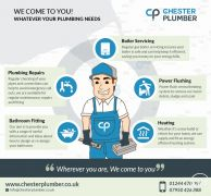 Chester Plumber  Local Plumbing Services Experts