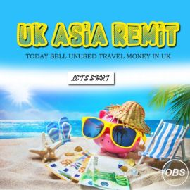Click  Collect Sell Unused Travel Money in UK with Uk Rapido Remit