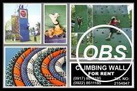 Climbing Wall Rental Hire Manila Philippines