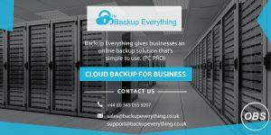 Cloud Backup  Online Backup as a Service