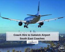 Coach Hire to Gatwick Airport  South East Coaches