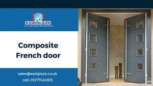 Composite French door