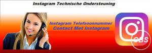Contact Instagram Nummer Klantenservice Nederland