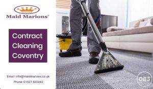 Contract Cleaning Coventry