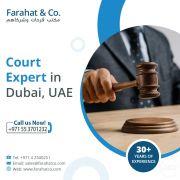 Court Expert in Dubai  Expert Witnesses