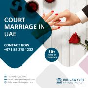 Court Marriage Lawyers in Dubai  Marriage services in Dubai