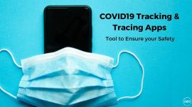 COVID19 Contact tracking  Tracing App  Solution to Stay Away from COVID19