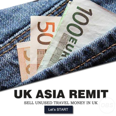 Currency Exchange Services Sell your unused Travel money in UK