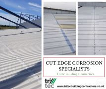Cut Edge Corrosion Specialists  Tritec Building Contractors